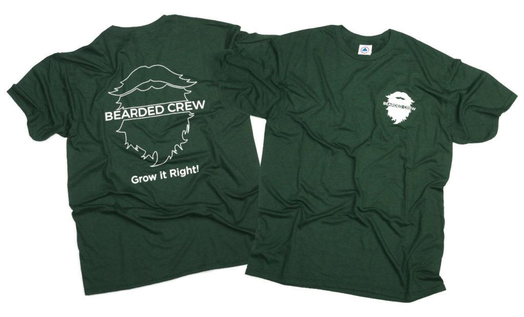 Bearded Crew t shirt