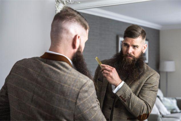 Beard Grooming Combs