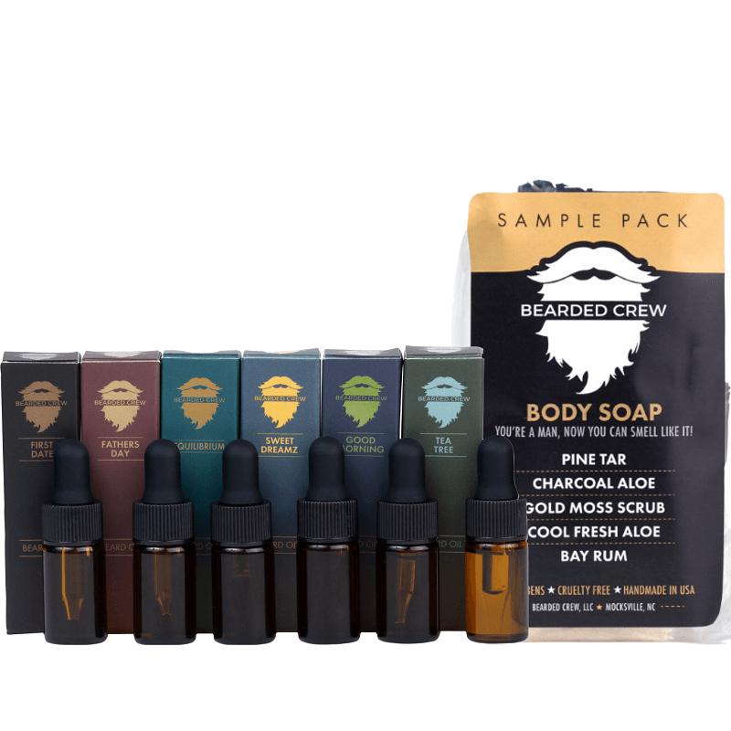 Beard Oil - Equilibrium